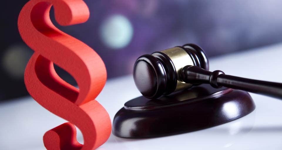 Olsztyńscy sędziowie nie chcą oceniać sądowej pomyłki