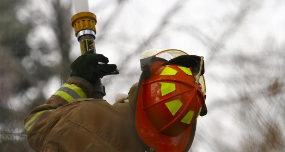 Dwóch rannych po awarii w ciepłowni przy kopalni ZG Lubin