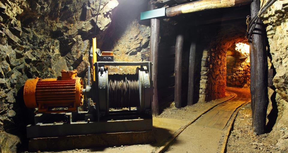 Górnik zginął w kopalni miedzi Rudna