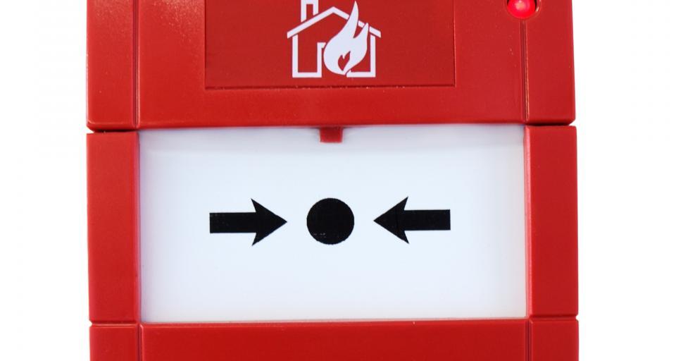 Detektory par i gazów palnych są urządzeniami przeciwpożarowymi