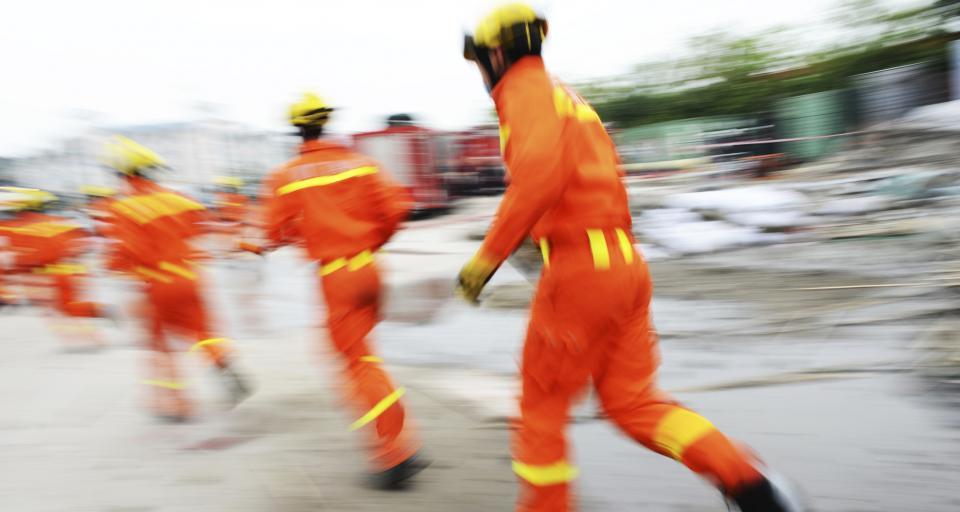 Radom: wyciek amoniaku; 12 osób w szpitalu