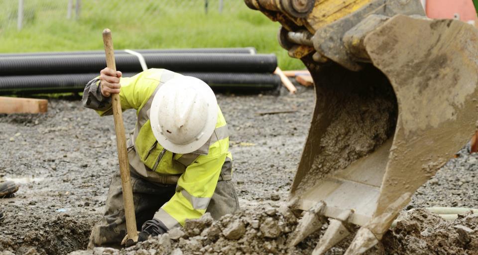 W inspekcji pracy o budownictwie