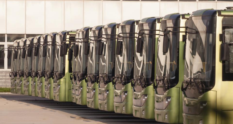 Ogłoszono przetarg na zakup autobusów hybrydowych dla Krakowa