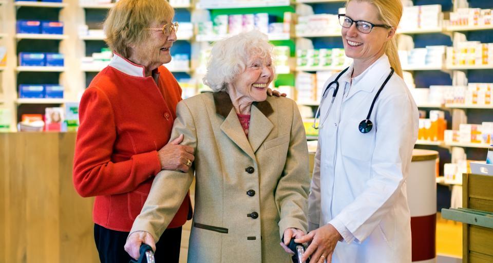 Będzie rosło zapotrzebowanie na leki dla seniorów