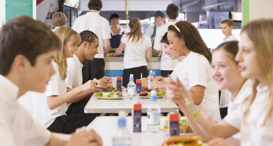 NIK skontroluje zasady zdrowego żywienia w szkołach