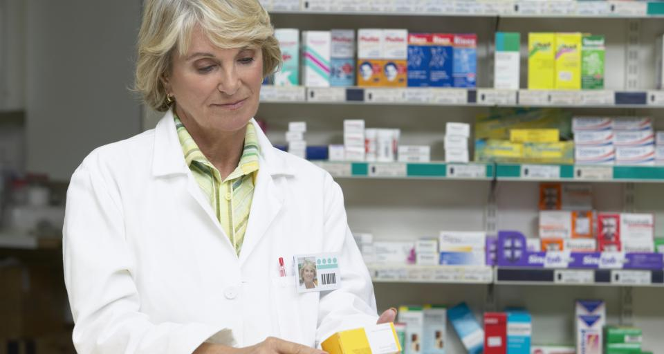 Wzrosła wartość rynku farmaceutycznego we wrześniu 2017