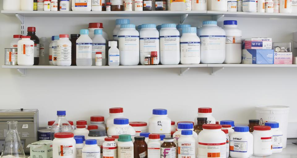 60 procent szpitali ma zapasy leków na kilka dni