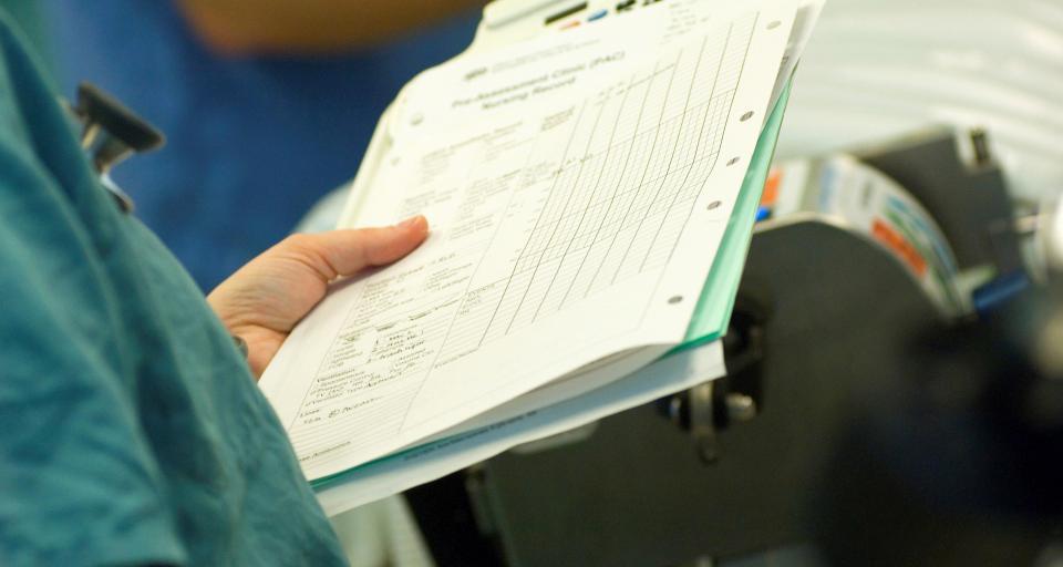 RODO w ochronie zdrowia: powstaje kodeks dla placówek medycznych