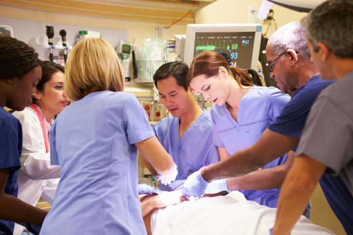 Elektroniczny nóż chirurgiczny rozpoznaje chore tkanki