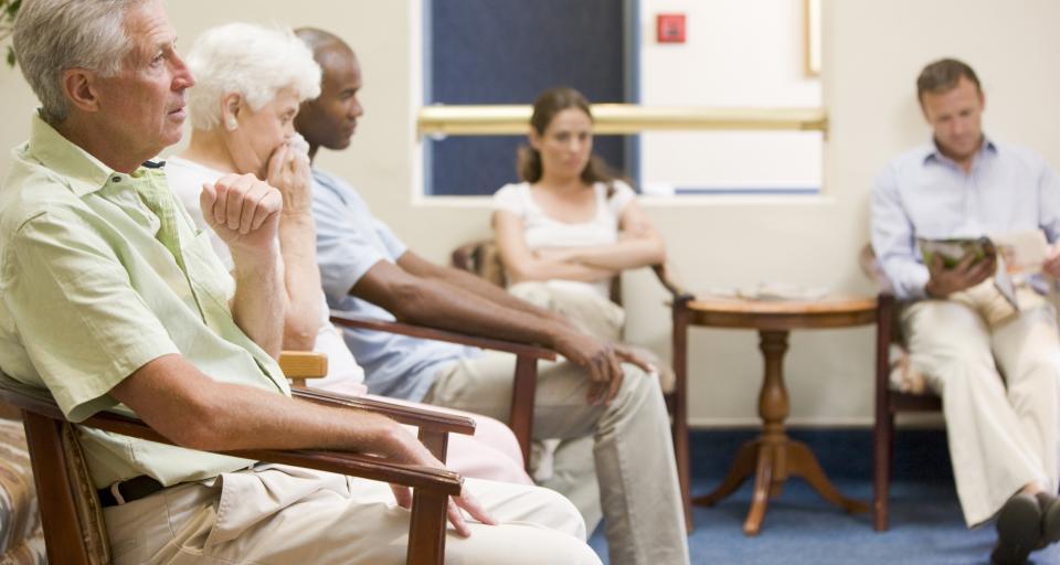 Krótsze kolejki do specjalistów, pacjenci zostają w domach