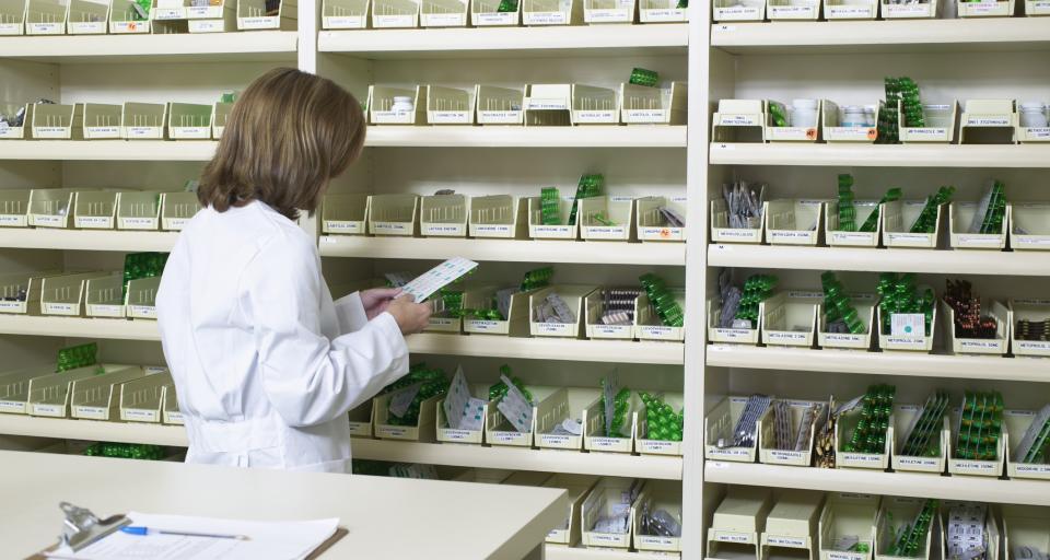 W aptekach brakuje leków