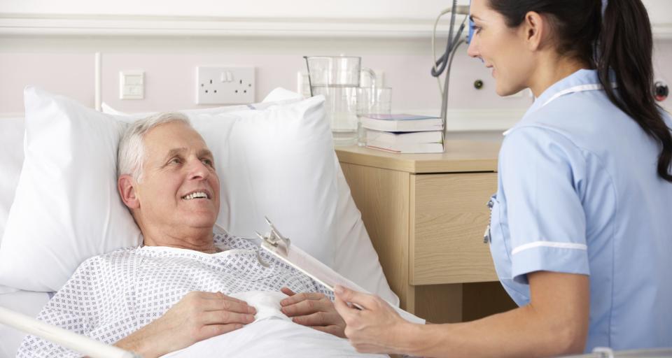 Pakiet kolejkowy: pacjent w centrum systemu ochrony zdrowia