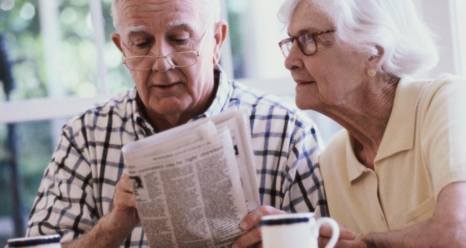 Pierwsi mieszkańcy na osiedlu Senior Apartments