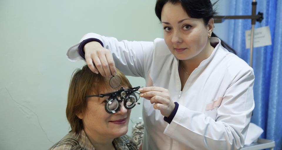 Bolączką rynku optycznego jest brak wymogów dotyczących zawodu optyka