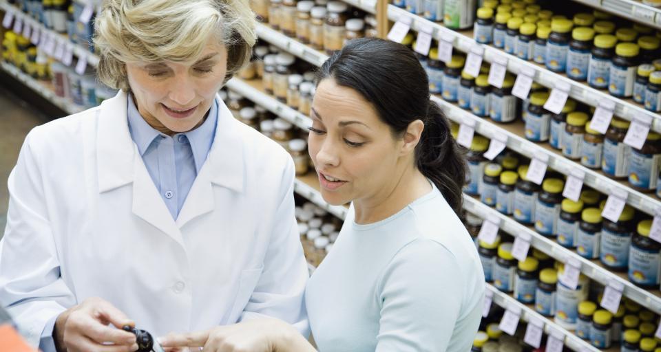 Wzrost wartości sprzedaży leków OTC o 33 procent