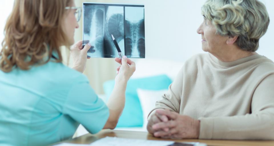 Brzeziny: szpital testuje urządzenie dla pacjentów poddawanych chemioterapii