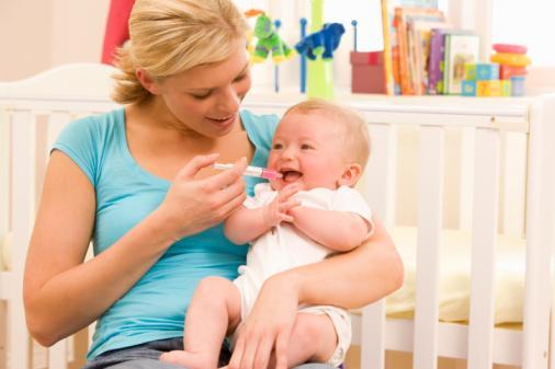 Prawie 5 procent niemowląt może mieć alergię na mleko krowie