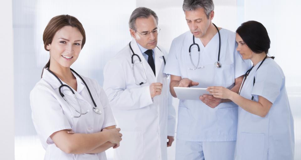 Lekarze z Dolnego Śląska odwiedzili szpital w Batumi
