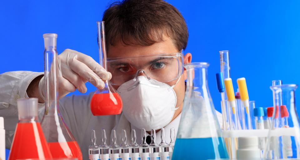 Można wykryć nawet minimalne ilości chemikaliów w organizmie