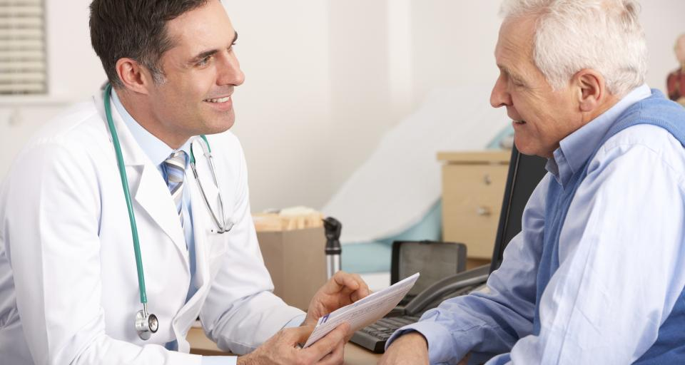 Nowoczesne leki na raka prostaty ciągle nierefundowane