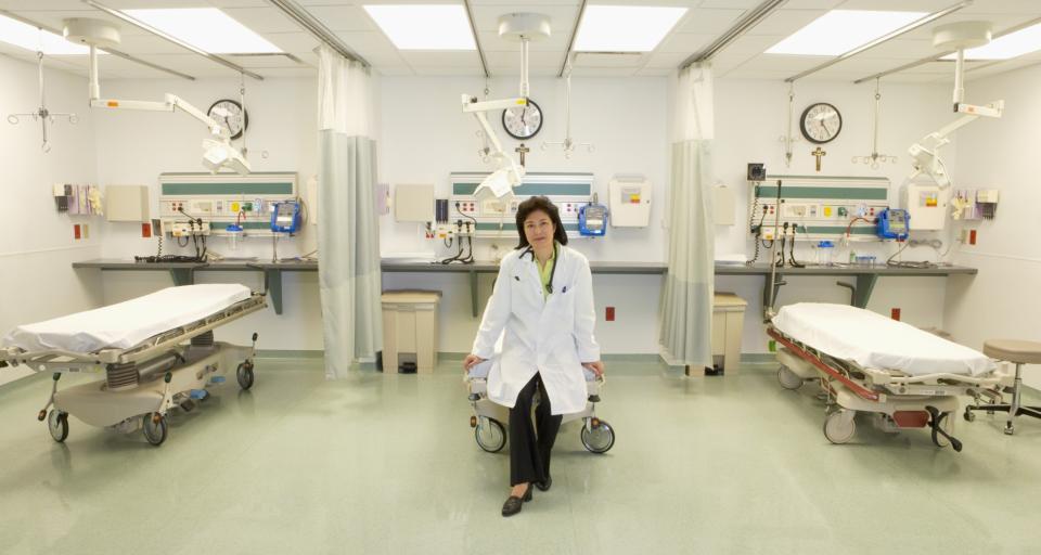Szpitale kuszą: mieszkania i atrakcyjne warunki pracy dla lekarzy