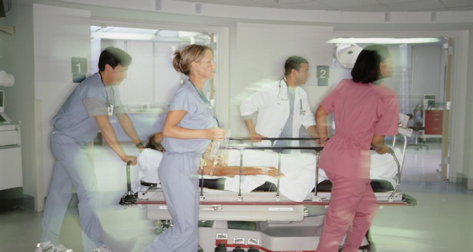 Pacjenci mają problem, bo nie ma kto prowadzić szpitala w Pszczynie