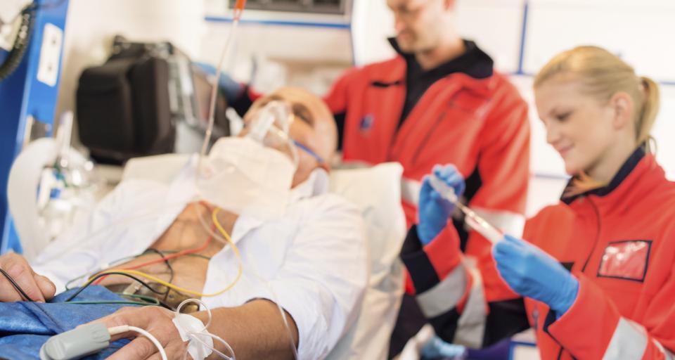 Ministerstwo Zdrowia: ratownicy otrzymają 800 zł podwyżki