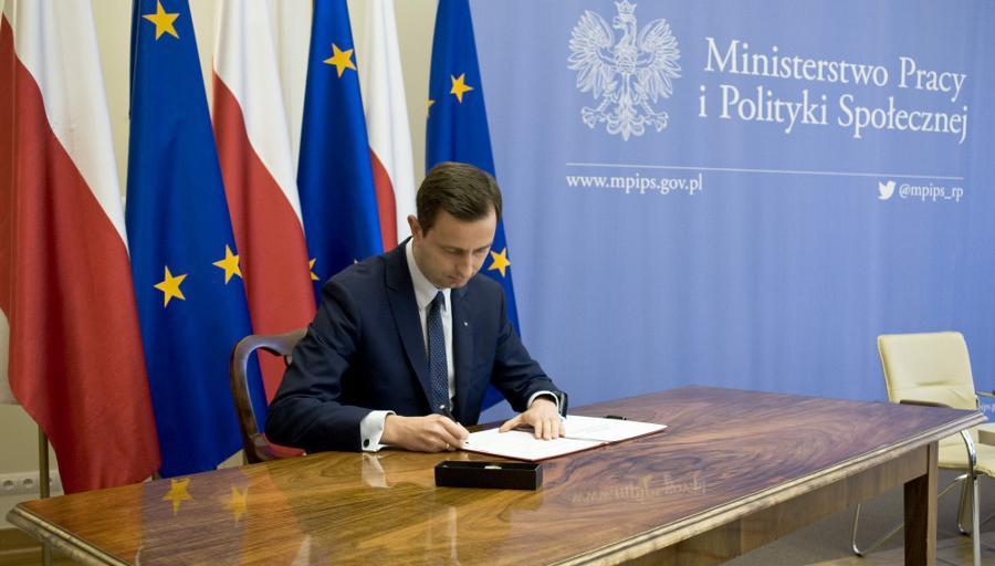 Minister pracy zapowiada dyskusje nad prezydenckim projektem ws. emerytur