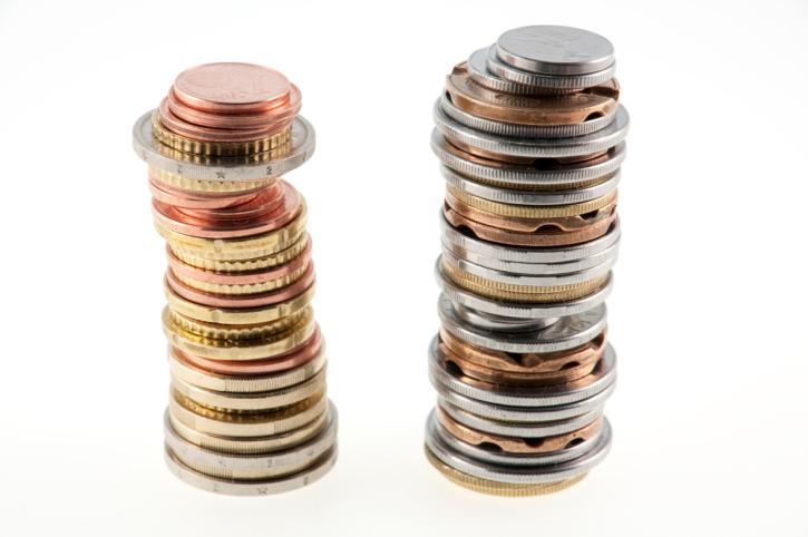 GUS: wynagrodzenie w lutym wzrosło o 4,3 proc.