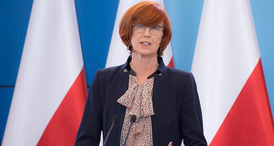 Rafalska: będą rozmowy z Francją o dyrektywie dotyczącej pracowników delegowanych