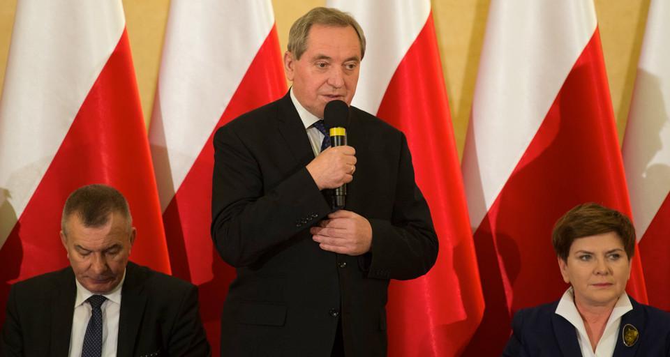Minister w KPRM: zniesienie górnego limitu składek na ZUS prawdopodobnie będzie przesunięte