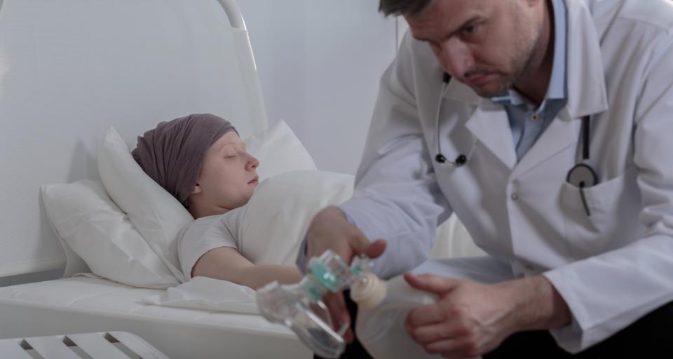 Rewolucja w onkologii na razie w czterech województwach