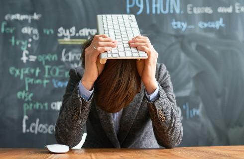 Nauczycielska pensja raczej demotywuje