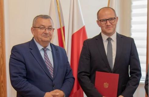 Żuchowski nowym szefem Generalnej Dyrekcji Dróg Krajowych i Autostrad