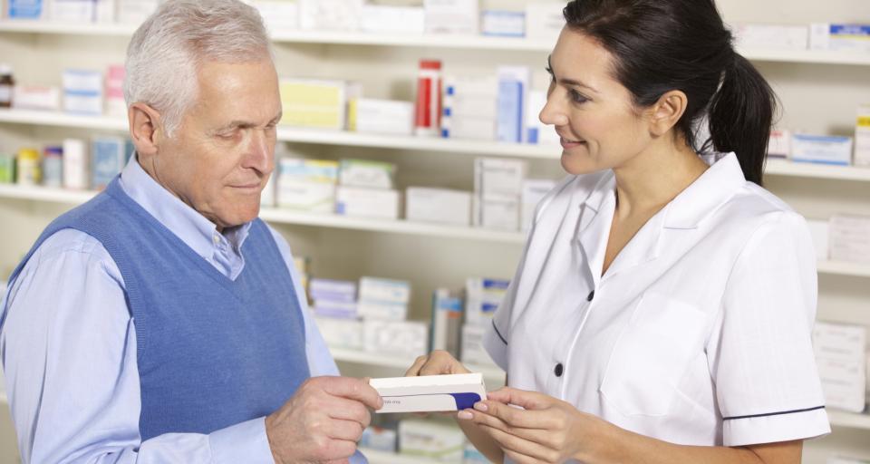Farmaceuta dowiezie lek do domu pacjenta