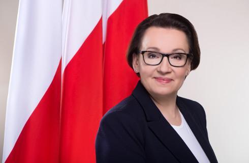Komisje przeciwne wotum nieufności dla minister Zalewskiej