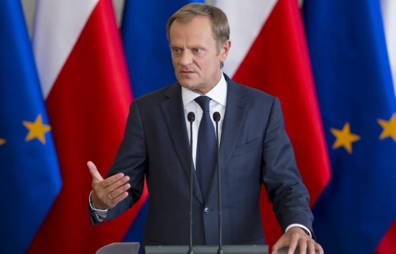 Tusk: Demokracja liberalna to rozdział władz