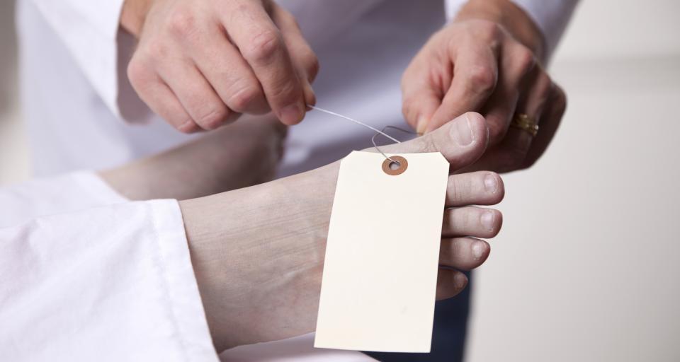 WSA: Omyłką w dacie śmierci nie zajmuje się urząd stanu cywilnego