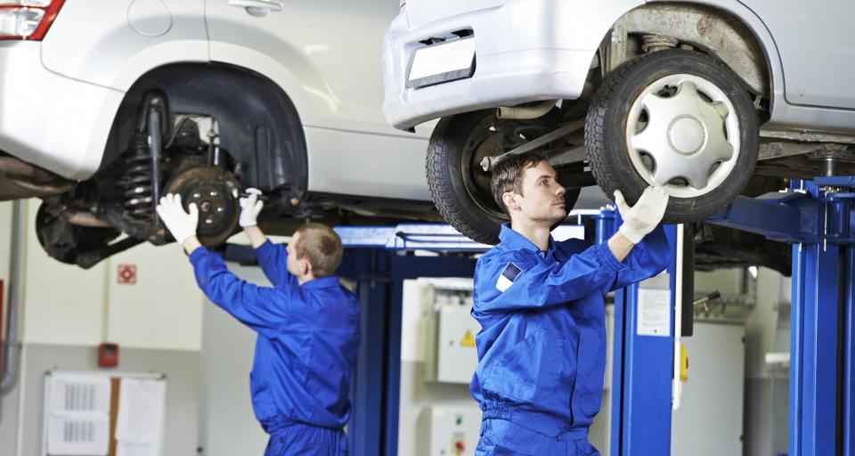 Spóźnialscy zapłacą więcej za badanie techniczne auta