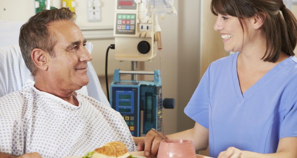 Pacjent nie powinien płacić za telewizor, jeśli to własność szpitala