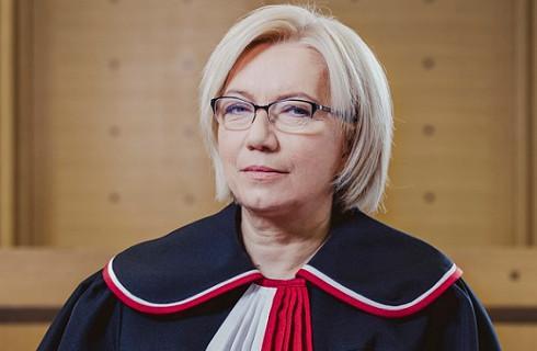 Julia Przyłębska proponuje Europie nowy model sądów konstytucyjnych