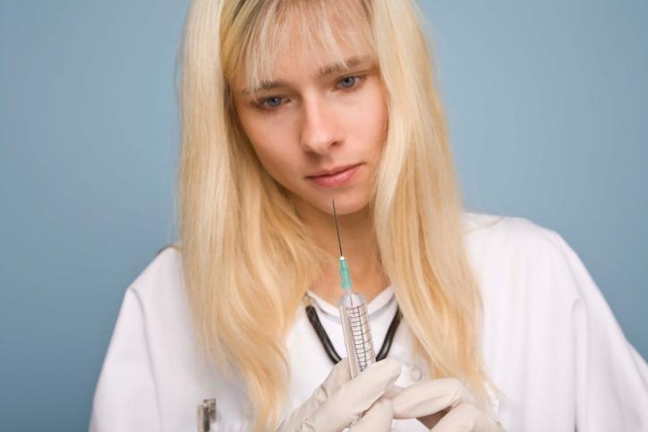 60 proc. lekarzy i pielęgniarek z objawami wypalenia zawodowego