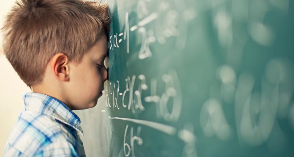 BHP w szkole - matematyka również po szóstej lekcji