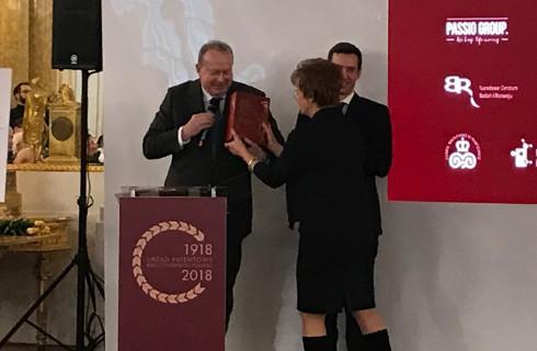 85 nagrodzonych z okazji 100-lecia Urzędu Patentowego