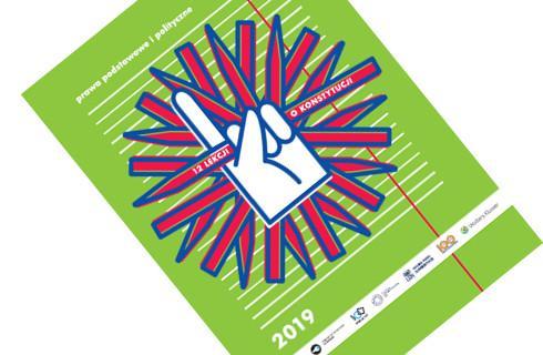 Prawa konstytucyjne tematem kalendarza na 2019 rok