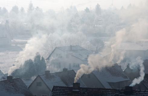 Z powodu smogu można odwołać lekcje
