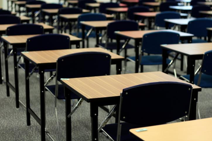 Nauczyciele protestują przeciwko niskim pensjom