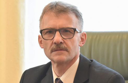 Mazur: Jeśli TSUE podważy legalność KRS, polskie władze zdecydują, czy to uznać