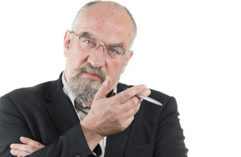 """Prof. Modzelewski odpowiada na """"agresywny"""" komentarz do jego artykułów"""