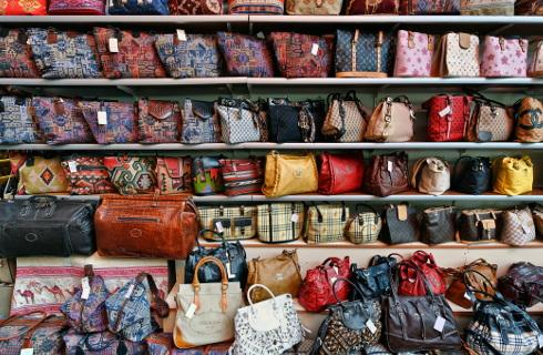 Łatwiej będzie zarejestrować zapach i ścigać handlarzy podróbek